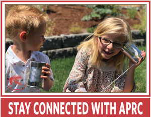 Stay Connected with APRC