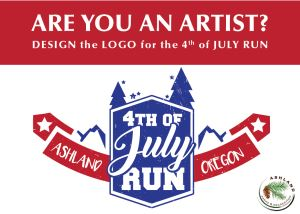 4th of July Run Logo Design Contest