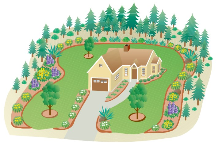 Contractors and Nurseries graphic