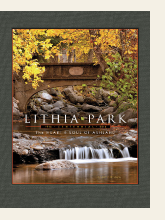 Lithia Park Historic Book