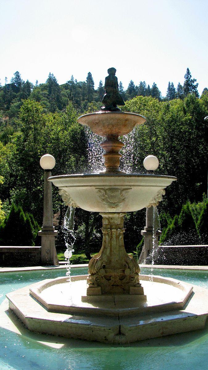 Butler-Perozzi Fountain