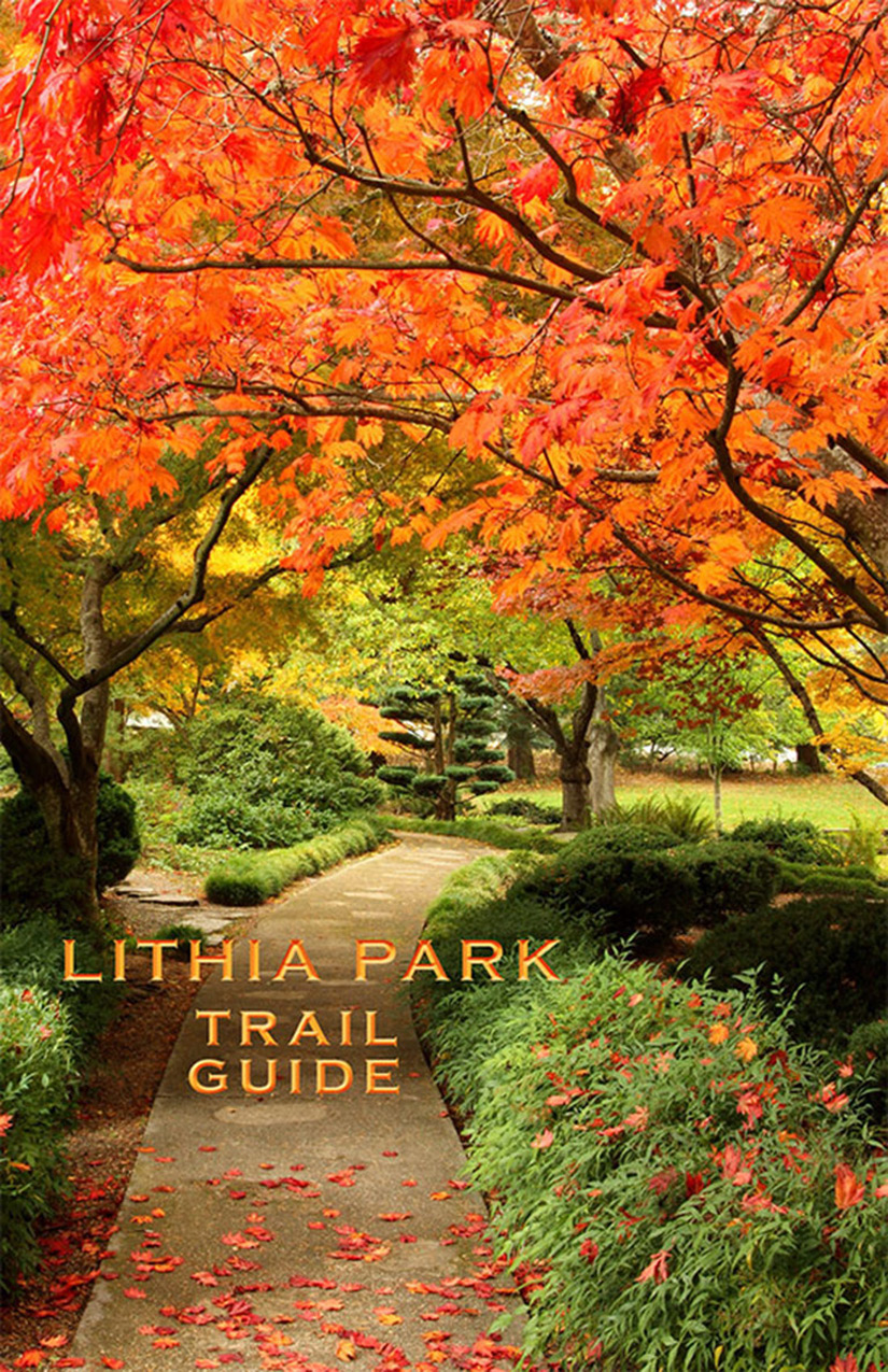 LIthia Park Trail Guide - Photo Courtesy Jeffrey McFarland