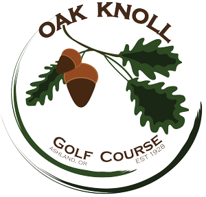 Oak Knoll Golf Course Logo