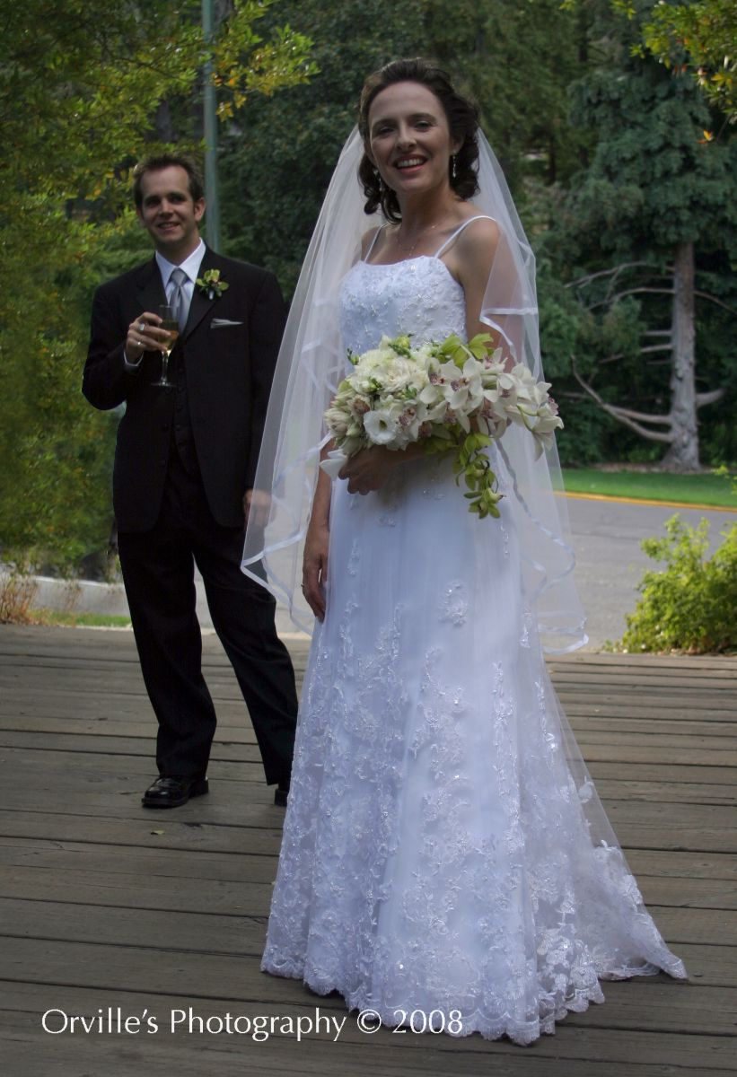 Lithia Park Weddings
