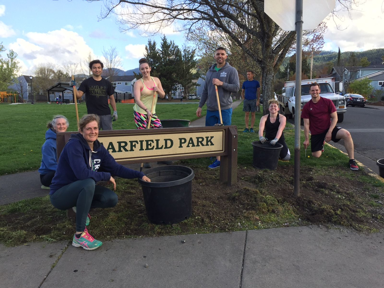 CrossFit Inconceivable at Garfield Park