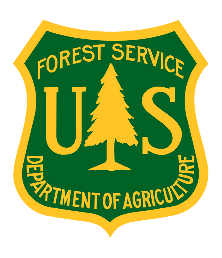 Visit the The US Forest Service Website
