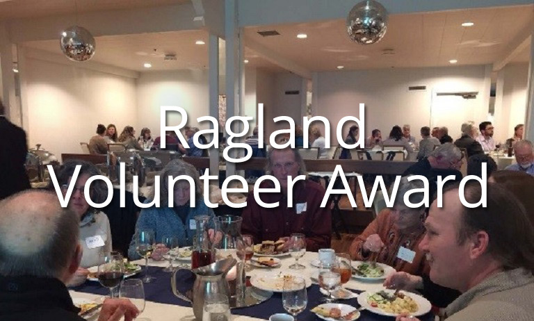Ragland Volunteer Award