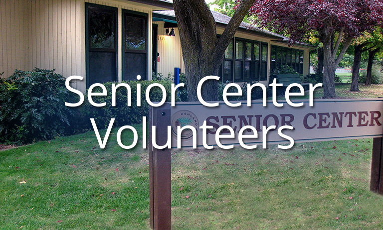 Senior Center Volunteers