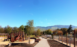 Ashland Creek Park Community Garden