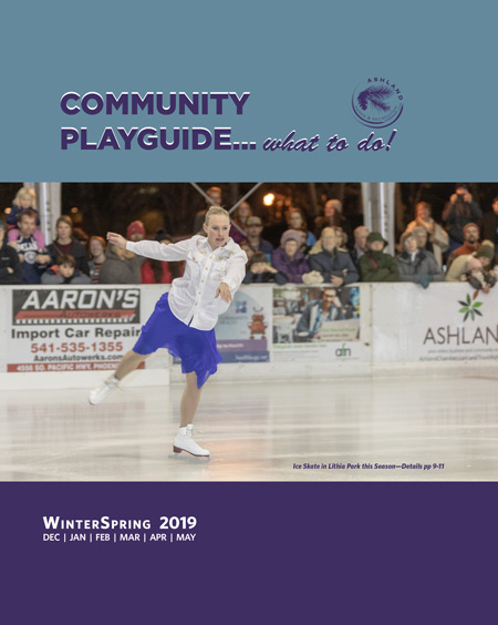 Ashland Parks & Recreation Commission Guide