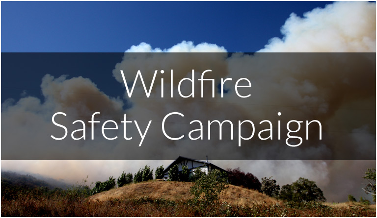 Wildfire Safety Campaign