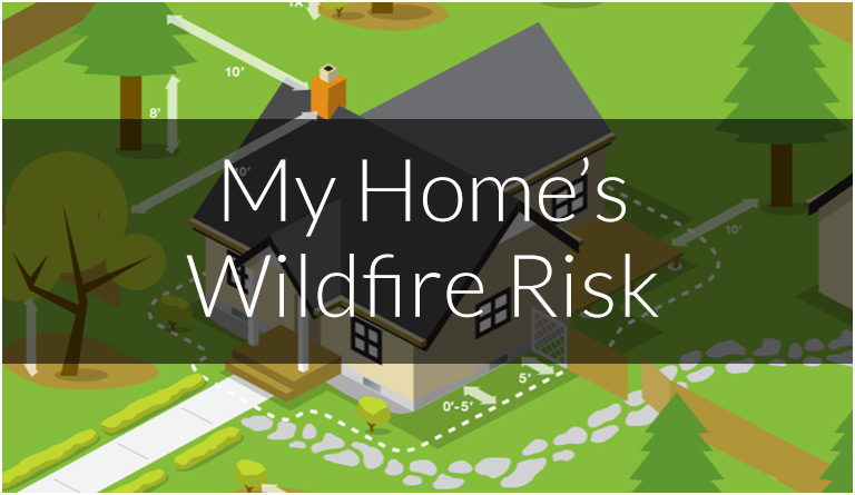 My Home's Wildfire Risk 2