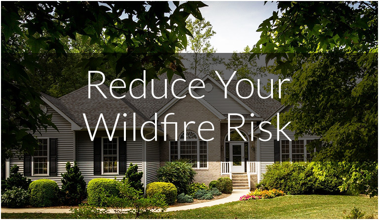 Reduce You Wildfire Risk