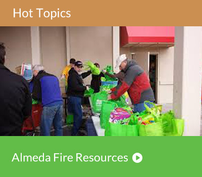Hot Topic - Almeda Fire Resources