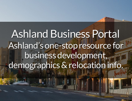 Ashland Business Portal