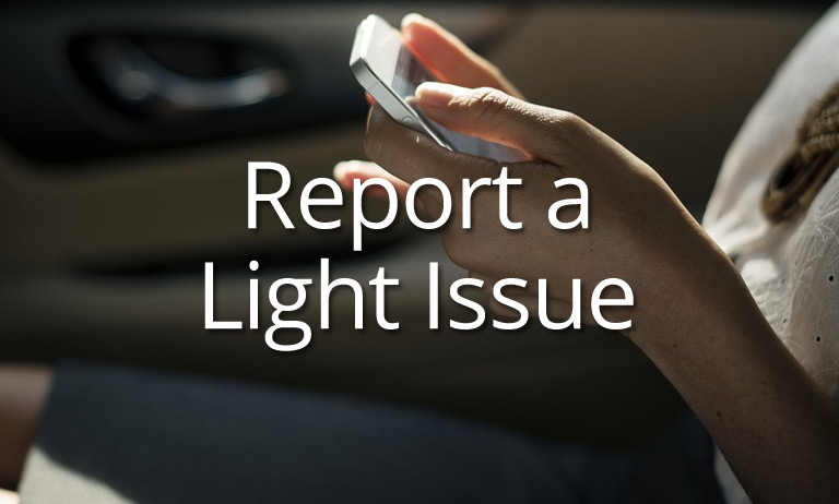 Report a Light Issue
