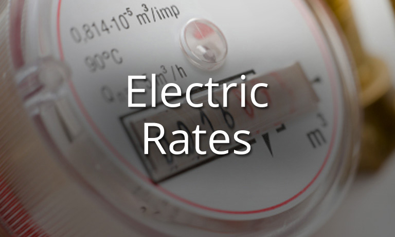 Electric Rates
