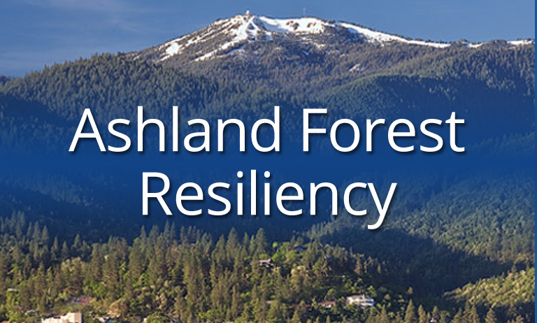 Ashland Forest Resiliency