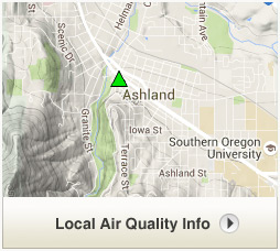 Air Quality Monitor in Ashland