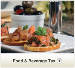 Food & Beverage Tax