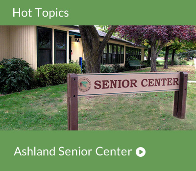 Hot Topic - Senior Center