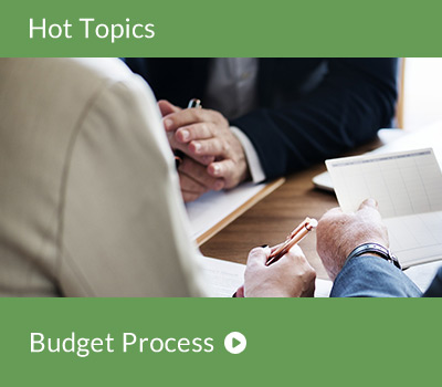 Hot Topic - Budget Process