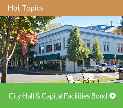 Hot Topic - Capital Facilities Bond