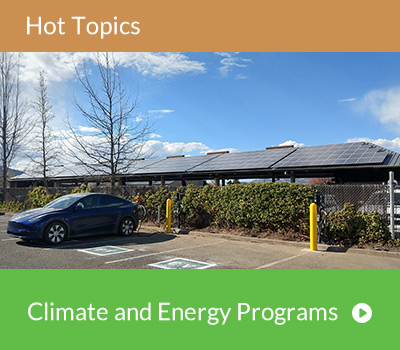 Hot Topic - Climate and Energy Program