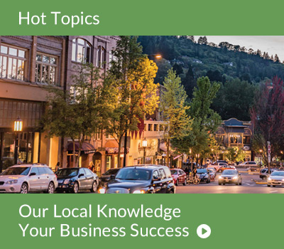 Hot Topic - Our Local Knowledge.Your Business Success