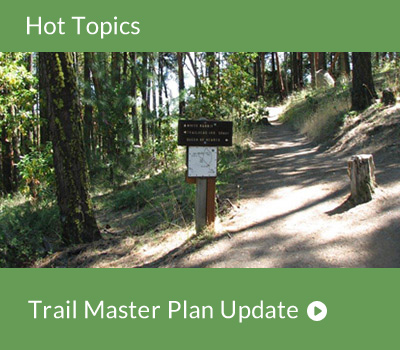 Hot Topic - Trail Master Plan Update
