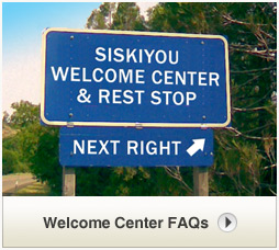 Welcome Center FAQs