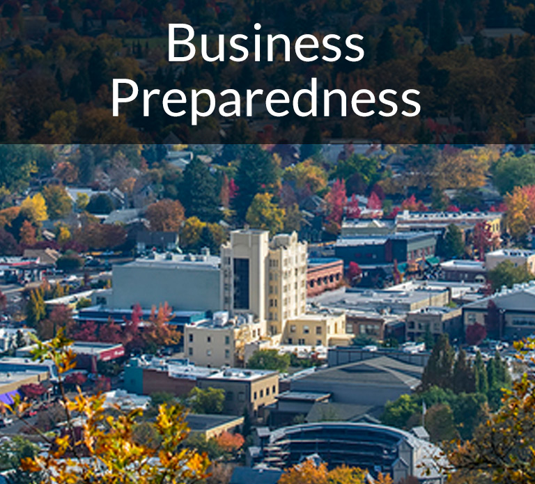 Business Preparedness